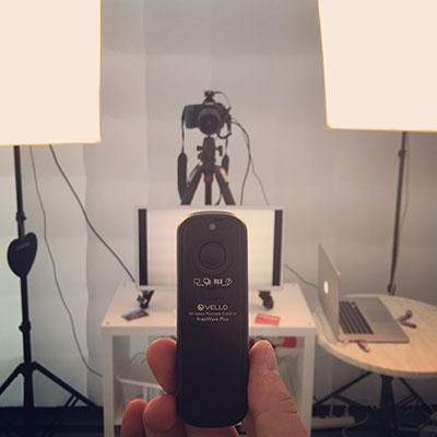 Studio Gonflable 2 - Intérieur - La Boite à Selfies